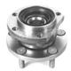 1ASHR00017-Wheel Bearing & Hub Assembly Rear