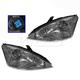1ALHP00094-2000-02 Ford Focus Headlight Pair