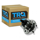 1ASHR00030-Wheel Bearing & Hub Assembly Rear