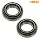 TKSHS00732-Wheel Hub Bearing Front Pair Timken SET37