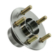 1ASHR00031-Wheel Bearing & Hub Assembly Rear