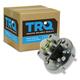 1ASHR00038-Wheel Bearing & Hub Assembly Rear  TRQ BHA54184
