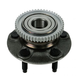 1ASHR00041-Ford Windstar Wheel Bearing & Hub Assembly Rear