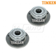 TKSHS00735-Volvo Wheel Bearing & Hub Assembly Rear Pair  Timken HA597957