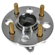 1ASHR00110-Wheel Bearing & Hub Assembly