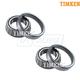 TKSHS00757-Wheel Bearing Front Pair  Timken 32008XM