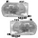 1ALHP00109-Nissan Pathfinder Headlight Pair