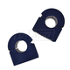1ASMX00212-Sway Bar Bushing Pair Front