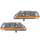 1ALHP00100-2001-02 Honda Accord Headlight Pair