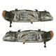 1ALHP00132-1990-93 Acura Integra Headlight Pair