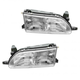 1ALHP00147-Toyota Corolla Headlight Pair