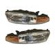 1ALHP00143-1999-01 Mitsubishi Galant Headlight Pair