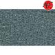 ZAICK09870-1976 Pontiac Grand Prix Complete Carpet 4643-Powder Blue