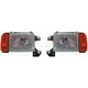 1ALHP00115-1987-91 Ford Headlight Pair