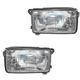 1ALHP00113-Honda Passport Isuzu Rodeo Headlight Pair