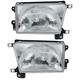 1ALHP00128-1996-98 Toyota 4Runner Headlight Pair