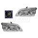 1ALHP00120-1998-99 Mazda 626 Headlight Pair