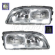 1ALHP00121-Volvo C70 S70 V70 Headlight Pair