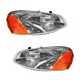 1ALHP00125-Headlight Pair
