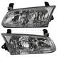 1ALHP00175-2000-01 Toyota Camry Headlight Pair