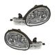 1ALHP00170-2000-02 Dodge Neon Plymouth Neon Headlight Pair