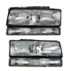 1ALHP00162-Buick Headlight Pair