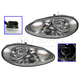 1ALHP00166-1996-99 Mercury Sable Headlight Pair