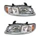 1ALHP00161-Nissan Sentra Headlight Pair