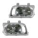 1ADHI00386-2003-06 Mazda 6 Interior Door Handle Passenger Side