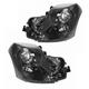 1ALHP00199-2003-07 Cadillac CTS Headlight Pair