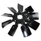 1ARFB00007-Dodge Radiator Cooling Fan Blade