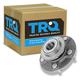 1ASHR00263-Wheel Bearing & Hub Assembly Rear