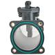 1AEAF00001-2000-02 Nissan Sentra Mass Air Flow Sensor with Housing