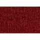 ZAICK13834-1992-93 GMC Jimmy Full Size Complete Carpet 4305-Oxblood  Auto Custom Carpets 21440-160-1052000000