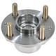1ASHR00123-Kia Sephia Spectra Wheel Bearing & Hub Assembly