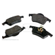 BABPS00036-Volvo OE Replacement Brake Pad Set Rear