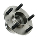 1ASHR00139-Wheel Bearing & Hub Assembly Rear
