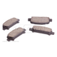 BABPS00067-Subaru OE Replacement Brake Pad Set Rear Beck / Arnley 089-1573