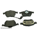 BABPS00060-OE Replacement Brake Pad Set Front  Beck / Arnley 089-1662