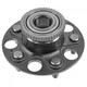 1ASHR00188-Acura RSX Honda Civic Wheel Bearing & Hub Assembly Rear