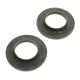 1ASMX00057-Rear Coil Spring Insulator PAIR (MOOG K6203-2) MOOG K6203-2