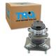 1ASHR00172-Nissan Versa Wheel Bearing & Hub Assembly Rear Driver or Passenger Side
