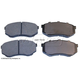 BABPS00071-Toyota Tacoma OE Replacement Brake Pad Set Front