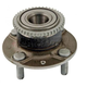 1ASHR00180-Wheel Bearing & Hub Assembly Rear