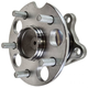 1ASHR00179-Wheel Bearing & Hub Assembly Rear Passenger Side