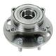 1ASHR00174-Wheel Bearing & Hub Assembly Rear