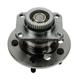 1ASHR00233-Wheel Bearing & Hub Assembly Rear