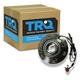 1ASHR00237-Wheel Bearing & Hub Assembly  TRQ BHA54334