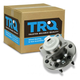 1ASHR00224-Wheel Bearing & Hub Assembly Rear  TRQ BHA54324