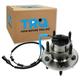 1ASHR00225-2004-07 Wheel Bearing & Hub Assembly Rear Driver Side